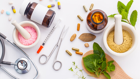 The creation of alternative medicine in Downers Grove IL